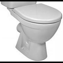 JIKA LYRA PLUS WC misa 360x630mm, vodorovný odpad, biela