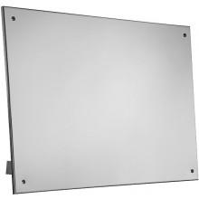 SANELA SLZN52 zrkadlo pre telesne handicapovaných 600x400mm, sklopné, na toalety, nerez lesk