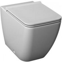 JIKA PURE samostatne stojaca WC misa 355x450x430mm, kapotovaná k stene, hlboké splachovanie, vario odpad, biela