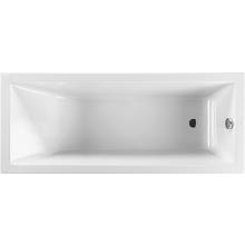 JIKA CUBITO vaňa 1600x750mm akrylátová, bez podpier, biela 2.2142.0.000.000.1