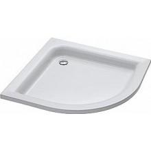 KOLO ŠTANDARD PLUS sprchová vanička 90x90cm, štvrťkruhová, biela