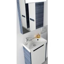 RAVAK CLASSIC SD 400 skrinka pod umývadlo 400x220x500mm s poličkou, breza X000000417