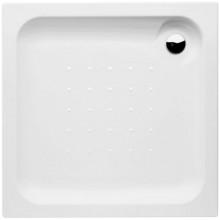 DEEP BY JIKA akrylátová sprchová vanička 900x900mm štvorcová, vstavaná, biela