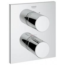 GROHE GROHTHERM 3000 COSMOPOLITAN termostat s integrovaným prepínačom 171x197mm, chróm