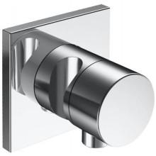 KEUCO IXMO dvojcestný ventil, uzatvárací a prepínací, s napojením hadice a držiakom sprchy DN 15, chróm