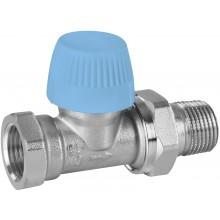 """CONCEPT VPT75-01 termostatický ventil 3/8 """"radiátorový, priamy, s prednastavením"""