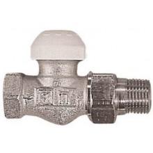 """HERZ TS-90 termostatický ventil 1/2"""" priamy, bez prednastavenia, vnútorný/vonkajší závit"""