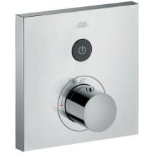 AXOR SHOWERSELECT sprchová batéria 170x170mm, podomietková, termostatická, vrchný diel, chróm