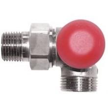 """HERZ TS-90-V CD termostatický ventil 1/2"""" trojosový, s plynulým prednastavením, vonkajší závit"""