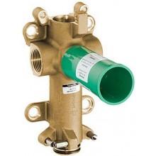 """HANSGROHE AXOR ONE základné teleso G1/2""""xG3/4"""" pre podomietkový uzatvárací ventil"""