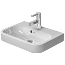 DURAVIT HAPPY D.2 nábytkové umývatko 500x360mm s prepadom, biela 0710500000