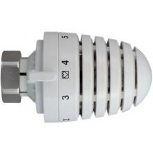 """HERZ PORSCHE DESIGN termostatická hlavica """"H"""" M30x1,5 s pripojovacím závitom, s kvapalinovým čidlom (hydrosenzorom)"""