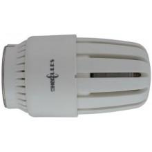 HERZ HERZCULES termostatická hlavica M30x1,5, 10K, v masívnom vyhotovení, biela