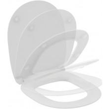 IDEAL STANDARD CONNECT WC sedadlo so Soft Close, duroplast, biela E772401
