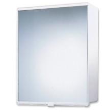 JOKEY JUNIOR zrkadlová skrinka 31,5x14x40cm bez osvetlenia, plast, biela
