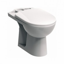 KOLO NOVA PRO kombinované WC 36,4x65,5cm odpad vodorovný, s hlbokým splachovaním, biela