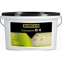 MUREXIN SUPERGRUND D4 základný náter 5kg, jednozložkový, rýchloschnúci, žltá