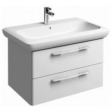 KOLO LIFE! skrinka pod umývadlo 70x42,7cm závesná, lesklá biela