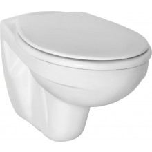 IDEAL STANDARD EUROVIT závesné WC 355x520mm vodorovný odpad biela V390601