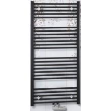 CONCEPT 100 KTKM radiátor kúpeľňový 750x1860mm, rovný so stredovým pripojením, biela