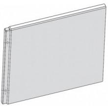RAVAK CHROME 70 A panel bočný, snowwhite