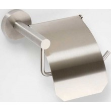 AZP BRNO držiak toaletného papiera 160x92x102mm, s krytom, nerez