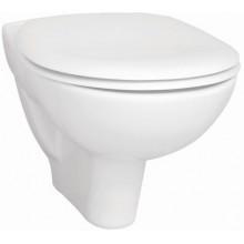 CONCEPT 100 závesné WC 355x540mm vodorovný odpad, hlboké splachovanie biela alpin 5283L003-1128