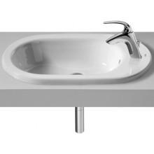 ROCA MERIDIAN nábytkové umývadlo 600x340mm s otvorom, biela