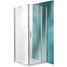 ROLTECHNIK TOWER LINE TDO1/900 sprchové dvere 900x2000mm jednokrídlové, brillant/transparent