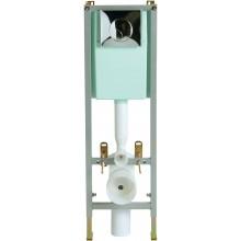HERITAGE predstenový WC modul 1080-1280mm, vrátane tlačidla, oceľ/polystyrén