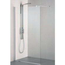 IDEAL STANDARD SYNERGY WETROOM sprchová zástena 900x2025mm silver bright/sklo