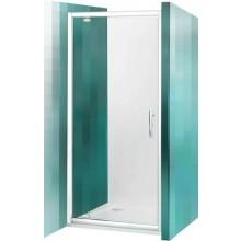 ROLTECHNIK PROXIMA LINE PXDO1N/1000 sprchové dvere 1000x2000mm jednokrídlové, brillant/transparent