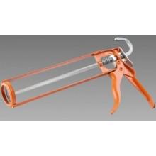 DEN BRAVEN HKS 12 COX aplikačná pištoľ na kartuše, oranžová