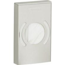 FRANKE HBD191 zásobník na hygienické vrecká 92x150mm nástenný, nerez oceľ/InoxPlus