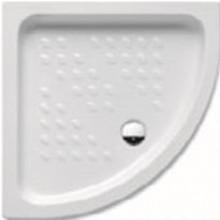 ROCA ITALIA sprchová vanička 900x900mm, štvrťkruh, biela