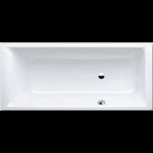 KALDEWEI PURO 656 vaňa 1700x750x420mm, oceľová, obdĺžniková, s bočným prepadom, biela Perl Effekt
