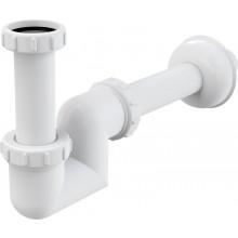 ALCAPLAST A45F bidetový a umývadlový sifón pr.32mm, PP, biela