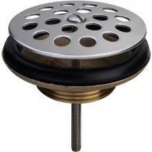 "VIEGA 7121 odtokový ventil 6/4 ""x80mm, mosadz/nerez"