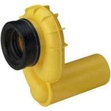VIEGA 3233.9 odsávacia tvarovka DN50, plast