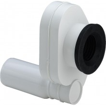 VIEGA 3233.1 odsávacia tvarovka 40x50, plast