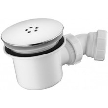IDEAL STANDARD SIMPLICITY STONE odpadová garnitúra k sprchovacej vaničke, vr. sifónu, chróm
