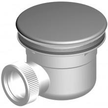 SLOVARM sifón DN40 vaničkový, prietok 0,8 l/s, PP