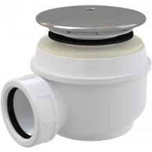 CONCEPT znížená vaničková odtoková súprava pr.60mm, chróm