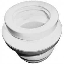 HL 201/1 manžeta DN110 pre pripojenie WC, polyetylén