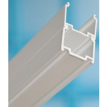 RAVAK PNPS nastavovací profil 1900mm k sprchovacím kútom, satin E778801U19000