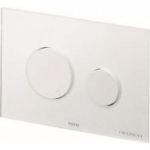 TOTO NEOREST/SE ovládacie tlačidlo 220x150mm, epoxidová živica/biela