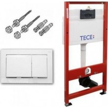 TECE BASE montážny prvok 500x1120mm, pre WC, s ovládacím tlačidlom