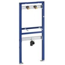 GEBERIT DUOFIX predstenový modul 500x75x1300mm, pre umývadlo, pre nadomietková nástennú armatúru