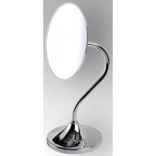 AZP BRNO kozmetické zrkadlo 120x150x300mm, mosadz, chróm