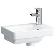 LAUFEN PRO S umývatko asymetrické 360x250mm s otvorom, biela 8.1596.0.000.104.1